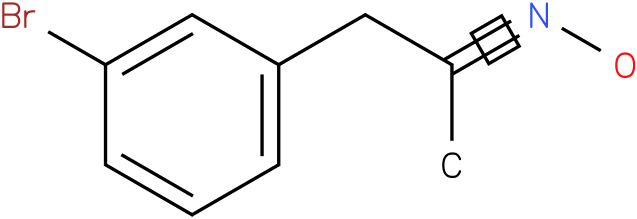 2-Propanone,1-(3-bromophenyl)-,oxime