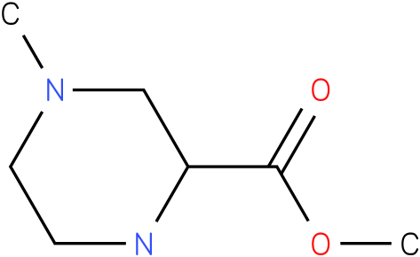 methyl 4-methylpiperazine-2-carboxylate