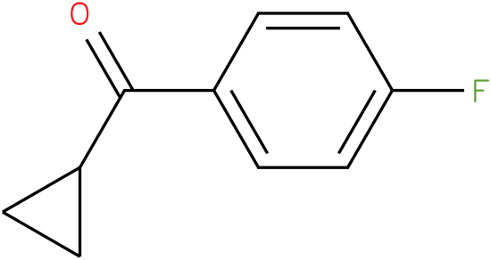 CYCLOPROPYL 4-FLUOROPHENYL KETONE