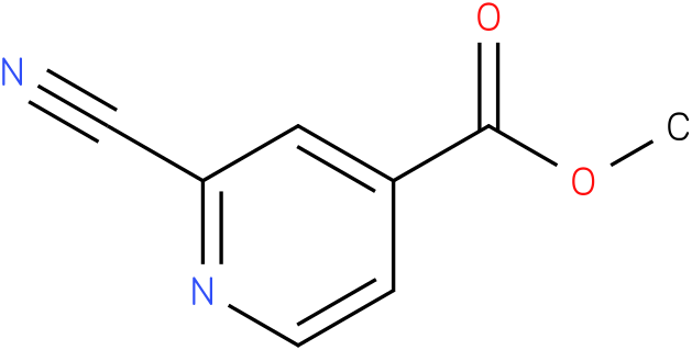 2-CYANO-4-PYRIDINE CARBOXYLIC ACID METHYL ESTER