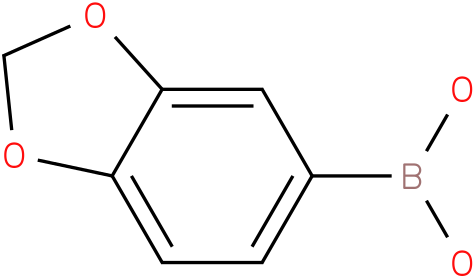 3,4-(Methylenedioxy)phenylboronic acid