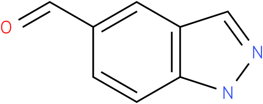 1H-INDAZOLE-5-CARBOXALDEHYDE