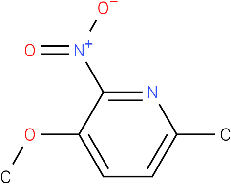 3-methoxy-6-methyl-2-nitro-pyridine