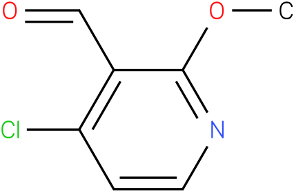 4-Chloro-2-methoxy-pyridine-3-carbaldehyde
