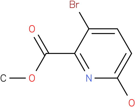 Methyl 3-bromo-6-hydroxypicolinate