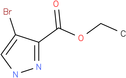 Ethyl 4-bromo-1H-pyrazole-3-carboxylate