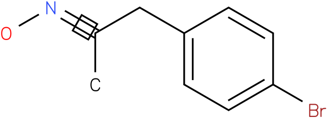 2-Propanone,1-(4-bromophenyl)-,oxime