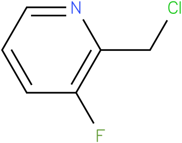 2-(chloromethyl)-3-fluoropyridine
