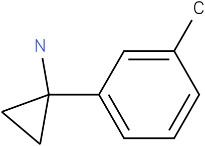 1-m-tolylcyclopropanamine