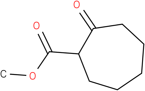 Methyl 2-oxo-cycloheptanecarboxylate