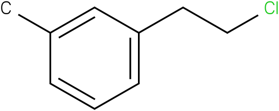 1-(2-chloroethyl)-3-methylbenzene