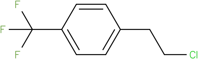 1-(2-chloroethyl)-4-(trifluoromethyl)benzene