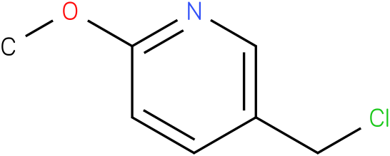 5-(CHLOROMERTHYL)-2-METHOXY PYRIDINE