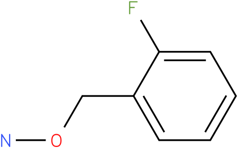Hydroxylamine,O-[(2-fluorophenyl)methyl]-