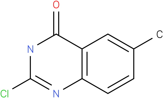 2-chloro-6-methylquinazolin-4(3H)-one