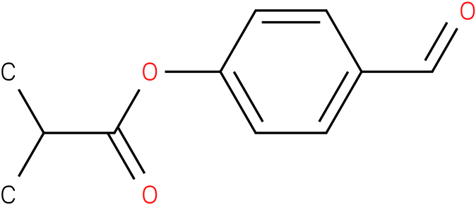 4-FORMYLPHENYL 2-METHYLPROPANOATE