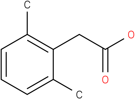 2-(2,6-dimethylphenyl)acetic acid