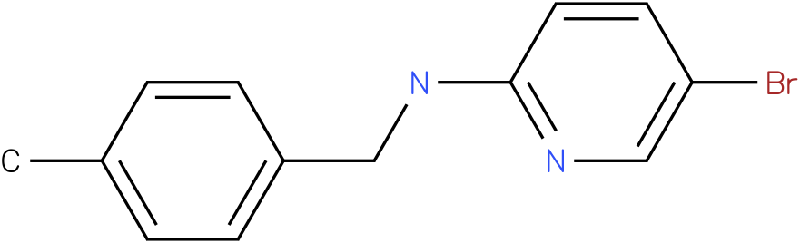 2-Pyridinamine,5-bromo-N-[(4-methylphenyl)methyl]-