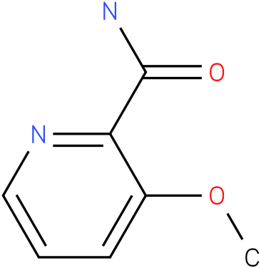 2-Pyridinecarboxamide,3-methoxy-