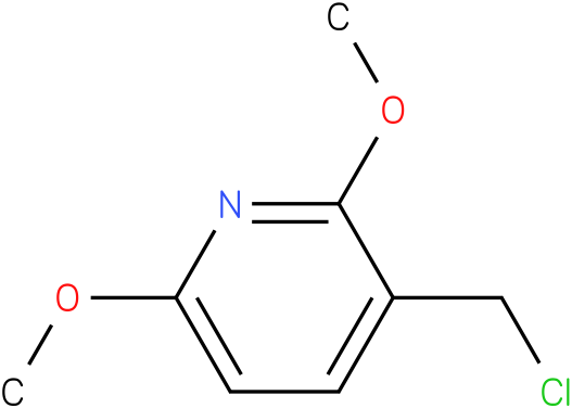 3-(chloromethyl)-2,6-dimethoxypyridine