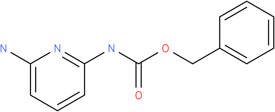 Carbamic acid,N-(6-amino-2-pyridinyl)-,phenylmethyl ester