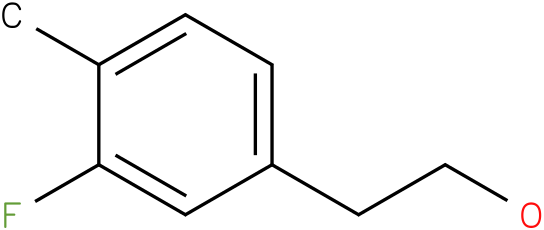 3-FLUORO-4-METHYLPHENETHYL ALCOHOL