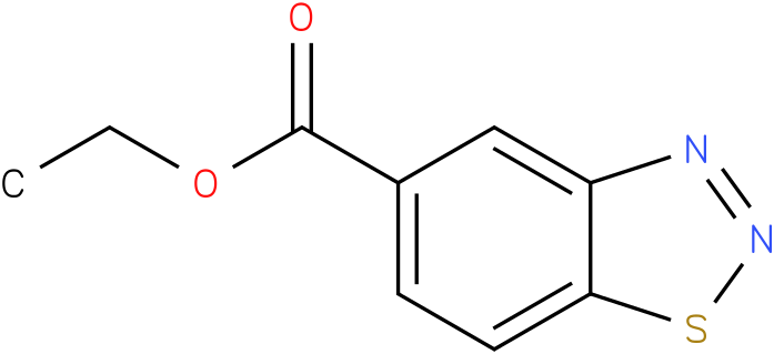 ethyl benzo[d][1,2,3]thiadiazole-5-carboxylate