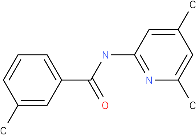 Benzamide,N-(4,6-dimethyl-2-pyridinyl)-3-methyl-