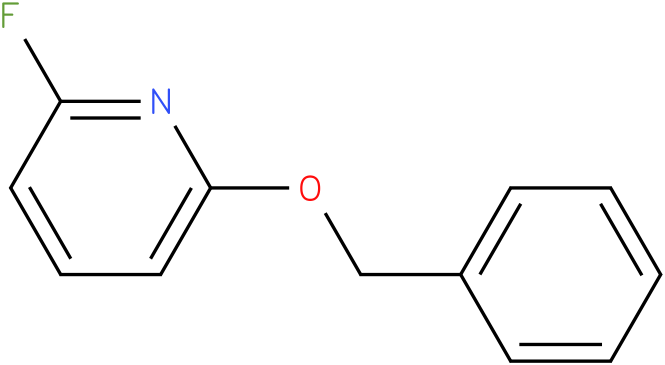 PYRIDINE,2-FLUORO-6-(PHENYLMETHOXY)-