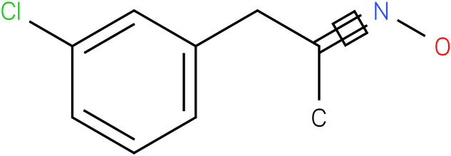 2-Propanone,1-(3-chlorophenyl)-,oxime