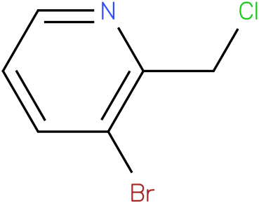 3-bromo-2-(chloromethyl)pyridine