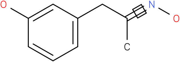 2-Propanone,1-(3-hydroxyphenyl)-,oxime
