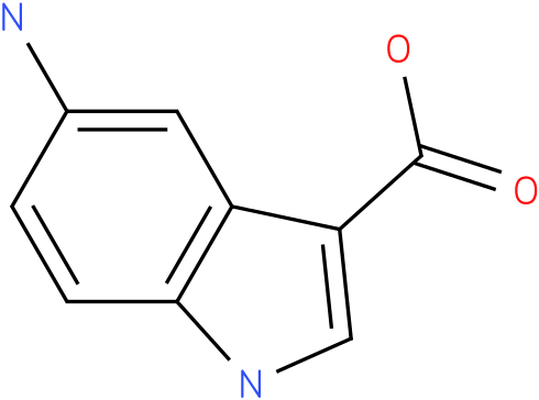 5-AMINO-1H-INDOLE-3-CARBOXYLIC ACID