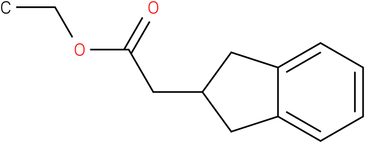 1H-INDENE-2-ACETIC ACID,2,3-DIHYDRO-,ETHYL ESTER
