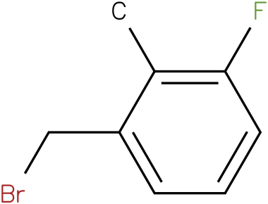 1-(bromomethyl)-3-fluoro-2-methylbenzene