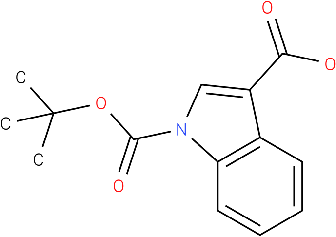 1H-INDOLE-1,3-DICARBOXYLIC ACID,1-(1,1-DIMETHYLETHYL)ESTER