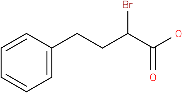 2-bromo-4-phenylbutanoic acid