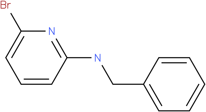 2-Pyridinamine,6-bromo-N-(phenylmethyl)-