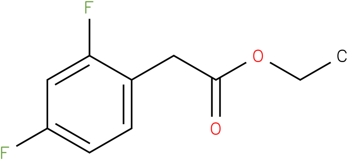ethyl 2-(2,4-difluorophenyl)acetate