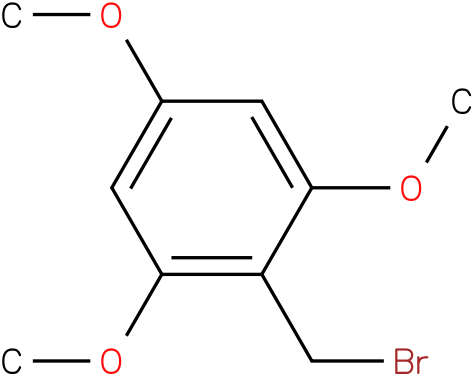2-(bromomethyl)-1,3,5-trimethoxybenzene