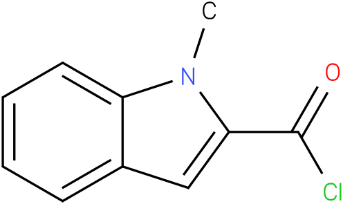 1H-INDOLE-2-CARBONYL CHLORIDE,1-METHYL-