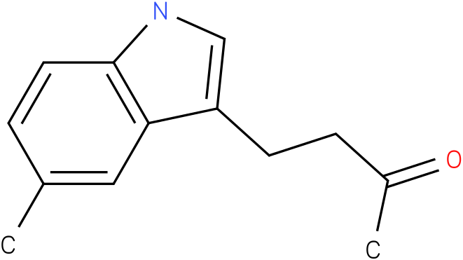2-BUTANONE,4-(5-METHYL-1H-INDOL-3-YL)-