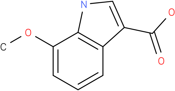 1H-INDOLE-3-CARBOXYLIC ACID,7-METHOXY