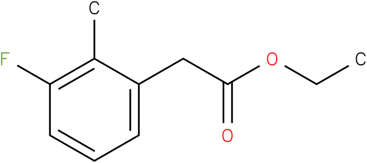ethyl 2-(3-fluoro-2-methylphenyl)acetate