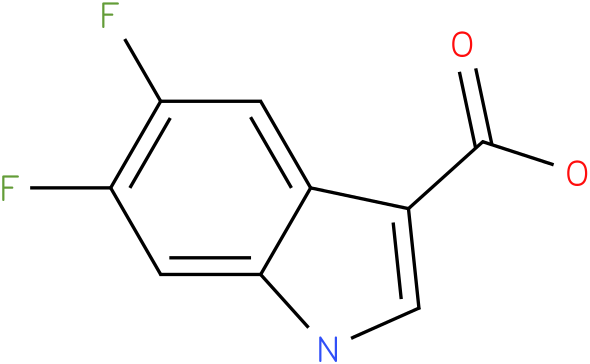 5,6-DIFLUORO-1H-INDOLE-3-CARBOXYLIC ACID