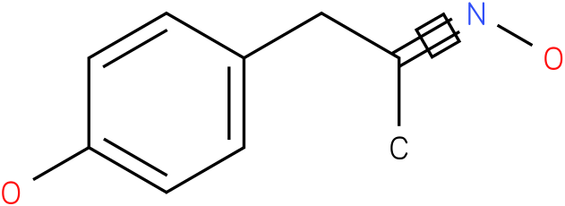 2-Propanone,1-(4-hydroxyphenyl)-,oxime