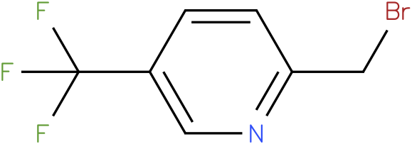 2-(bromomethyl)-5-(trifluoromethyl)pyridine