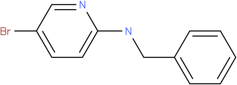 2-Pyridinamine,5-bromo-N-(phenylmethyl)-