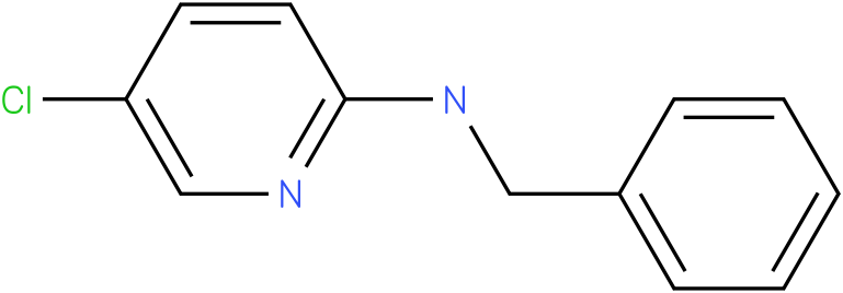 2-Pyridinamine,5-chloro-N-(phenylmethyl)-