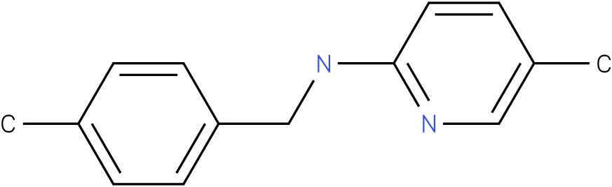 2-Pyridinamine,5-methyl-N-[(4-methylphenyl)methyl]-